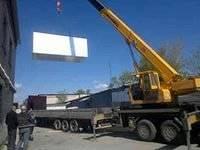 """Услуги автокранов """"Ивановец"""" 14,16 и 25 тонн , и Камазов-длинномеров"""