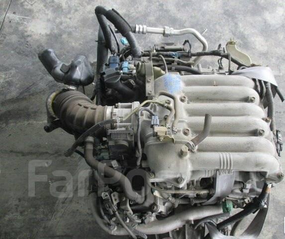 Двигатель nissan Algrand VQ