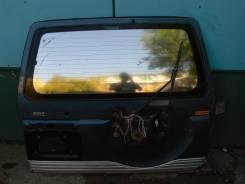 Дверь багажника. Mitsubishi Pajero, V26C, V26WG, V26W