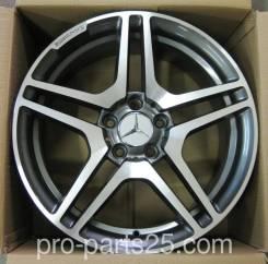 Mercedes AMG. x19, 5x112.00, ЦО 66,6мм.