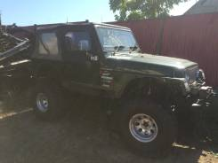 Jeep Wrangler. TJ40, 4000CC