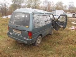 Nissan Vanette. DIZEL