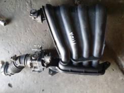 Заслонка дроссельная. Nissan Tiida Latio, SNC11 Двигатель HR15DE