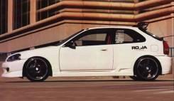 Обвес кузова аэродинамический. Honda Civic, EK9, EK3, EK2, EK4. Под заказ