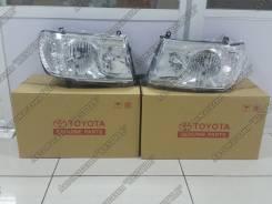 Фара. Toyota Land Cruiser, FZJ100, FZJ105, HZJ105, HDJ100, UZJ100, HDJ100L Двигатели: 1HZ, 1FZFE, 2UZFE, 1HDFTE