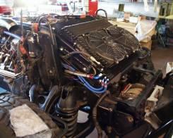 Двигатель в сборе. Hummer H2 Hummer H3 GMC Suburban