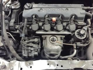 Двигатель в сборе. Honda Civic