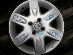 Nissan Nismo. 5.5x15, 4x100.00, ET50