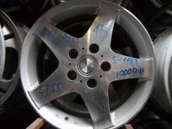 Toyota. 7.0x16, 5x114.30, ET55, ЦО 72,0мм.