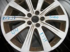 Subaru STI. 7.0x17, 5x100.00, ET55