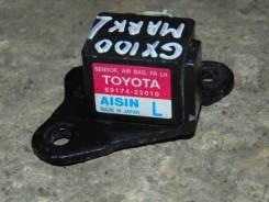 Датчик airbag. Toyota Mark II, GX100 Двигатель 1GFE