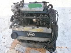 Двигатель. Hyundai Sonata, Y3