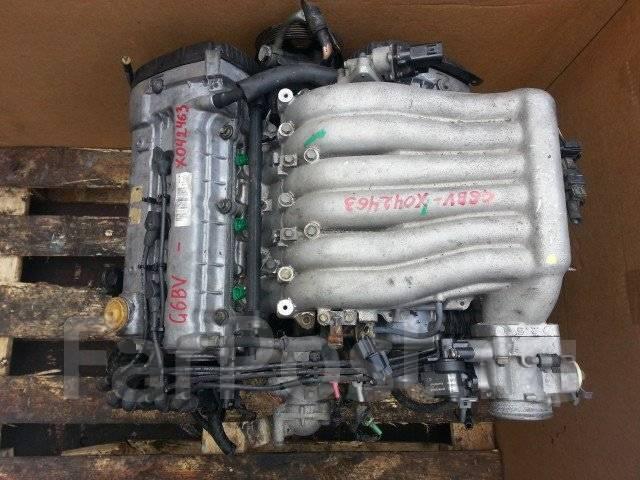 Б/у двигатель для Kia Magentis (G6BV)
