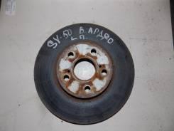 Диск тормозной. Toyota Vista Ardeo, SV50G Двигатель 3SFSE