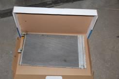 Радиатор охлаждения двигателя. Chevrolet Niva