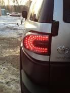 Стоп-сигнал. Toyota FJ Cruiser