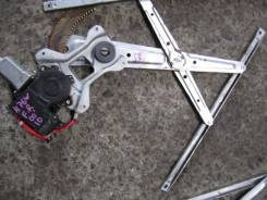 Стеклоподъемный механизм. Mitsubishi Pajero iO, H67W, H77W, H66W, H76W, H61W, H62W, H72W, H71W Двигатели: 4G93, GDI, 4G94