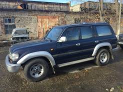 Toyota Land Cruiser. HZJ80, 1HZ