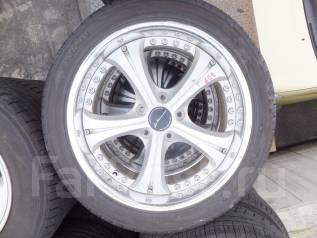 Продам комплект летних колёс 225/45/R18. 7.5x18 5x100.00 ET43
