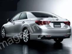 Порог пластиковый. Toyota Mark X, GRX130