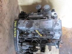 Двигатель в сборе. Hyundai Galloper Двигатель D4BH