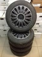 Колёса Pirelli winter garving edge 185/65 р15 + штамповка 4х100