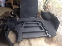 Обшивка багажника. Subaru Forester, SG5