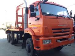 Хлыстовоз КамАЗ 65111, 2017. Продается новый лесовоз Камаз 65111 хлыстовоз, 11 700 куб. см., 17 000 кг. Под заказ