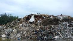 Погрузка и вывоз мусора, ТБО и прочих отходов контейнером