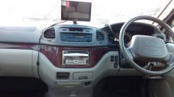 Консоль панели приборов. Toyota Regius, RCH47W Двигатель 3RZFE