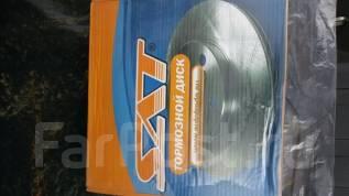 Диск тормозной. Nissan Atlas, AF22, AGF22, AMF22, BF22, BGF22, EF22, EGF22, H2F23, H4F23, J2F23, K2F23, K4F23, M2F23, M4F23, M6F23, N2F23, N4F23, N6F2...