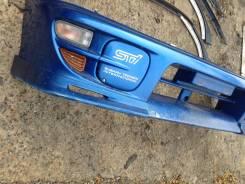 Губа. Subaru Impreza WRX STI, GC8, GF8
