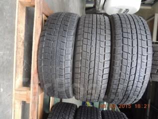 Dunlop DSX. Зимние, без шипов, 2005 год, износ: 10%, 2 шт