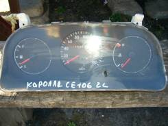 Панель приборов. Toyota Corolla, CE106, CE106V Двигатель 2C
