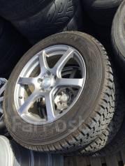Комплект колес на зимней резине R18. 7.5x18 5x114.30
