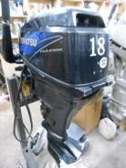 Tohatsu. 18,00л.с., 4х тактный, бензин, нога S (381 мм), Год: 2008 год