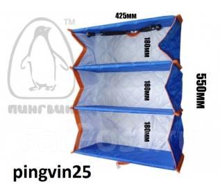 Полочки с бортиками для зимних палаток серии Пингвин™: