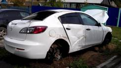 МКПП. Mazda Mazda3, BL