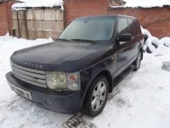 Автоматическая коробка переключения передач. Land Rover Range Rover