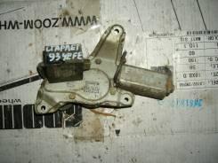 Мотор стеклоочистителя. Toyota Starlet, EP85 Двигатель 4EF
