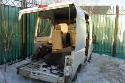 Механическая коробка переключения передач. Fiat Doblo