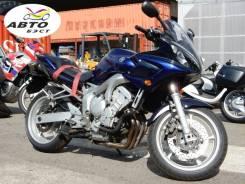 Yamaha FZ 6. 600 куб. см., исправен, птс, без пробега