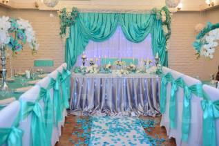 """Сказочные свадебные банкеты доступные всем! Банкетный зал """"Вилла"""""""