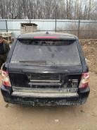 Автоматическая коробка переключения передач. Land Rover Range Rover Sport Пелец Ровер