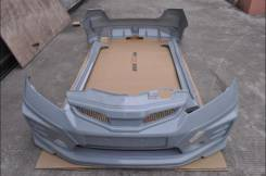Обвес кузова аэродинамический. Honda Fit, GE6
