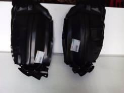 Подкрылок. Honda Fit, DBA-GE7, DBA-GE6 Honda Jazz Двигатели: L13A, L13Z1, L15A7, L13Z2, L12B2, L12B1