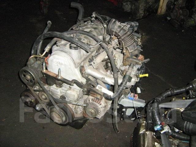 Двигатель D16A для Honda
