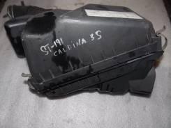 Корпус воздушного фильтра. Toyota Caldina, ST191G Двигатель 3SFE