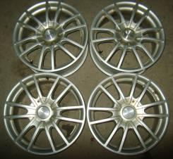 Bridgestone Alpha. 6.5x16, 5x100.00, 5x114.30, ET50, ЦО 73,1мм.