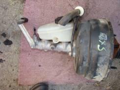 Цилиндр главный тормозной. Toyota Cresta, SX90 Двигатель 4SFE